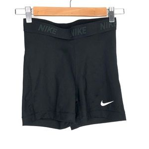 NWT Nike dry fitted black training shorts size S